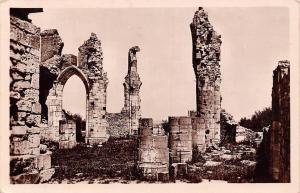 France Montfaucon Les Ruines de la belle Eglise Parcisstele, Ruins of the Church