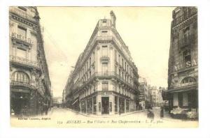 Rue Voltaire Et Rue Chaperronniere, Angers (Maine-et-Loire), France, 1900-1910s