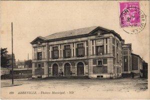 CPA ABBEVILLE - Theatre Municipal (121301)