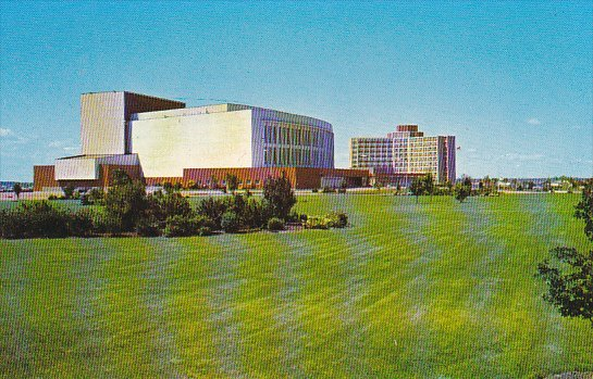 Canada Jubilee Auditorium Edmonton Alberta