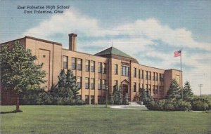 East Palestine High School East Palestine Ohio
