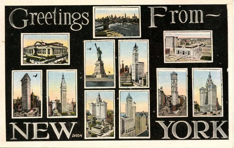 NY - Multi-View, New York City