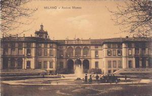 Antico Museo, Milano (Lombardy), Italy, 1900-1910s
