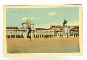 Lisboa. Praca do Comercio, Portugal, 00-10s