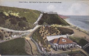 EASTBOURNE, Holywell Retreat & Tea Chalet, East Sussex, England, United Kingd...