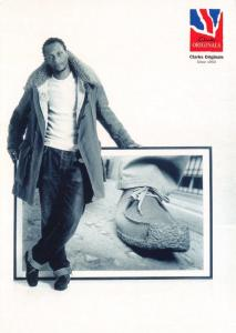 Postcard Clarks Originals Since 1950 Promotional Advertising Card #12
