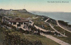 WEYMOUTH, Dorset, England, 1900-1910's; The Noethe Gardens