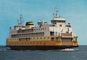 MS Molengat Ferry Postcard