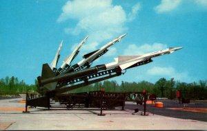 Hampton Roads Nike-Ajax Site Of The Army's Third Artillery Group