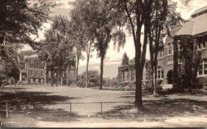 Maine Lewiston Campus View Bates College