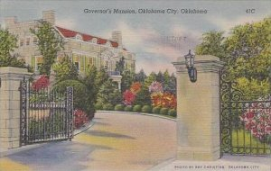 Oklahoma Oklahoma City Governors Mansion