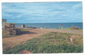 End of the Road , PIGEON HILL , New Brunswick , Canada, PU-1977
