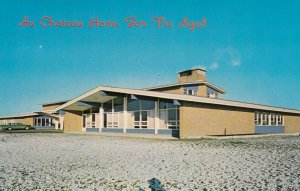STURGEON FALLS , Ontario , Canada , 1950s ; Home for the aged