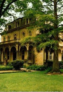 Texas San Antonio Steves Homestead Victorian Home King William Street