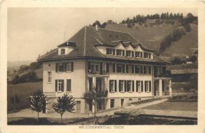 THUN Bezirksspital hospital Switzerland 1927