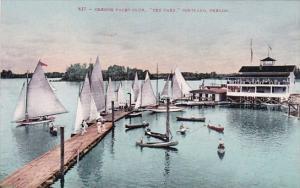 Pregon Yacht Club The Oaks Portland Oregon