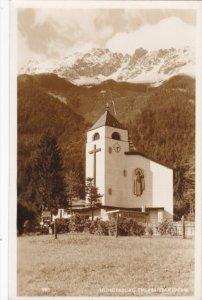 RP: Hungerburg Theresien Kirche , Austria , 20-30s