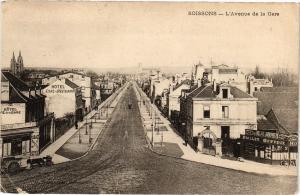 CPA SOISSONS L'Avenue de la gare (159220)