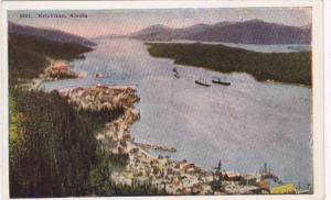 Alaska Ketchikan Aerial View