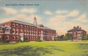 State Teachers College, Danbury, Connecticut, 1944 PU