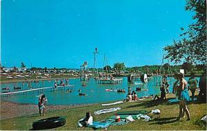 Lakeside Manor Park Davenport Iowa IA Chrome