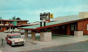California Point Arena Redwood Motel