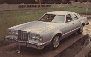 1978 Cougar Brougham 4-Dr
