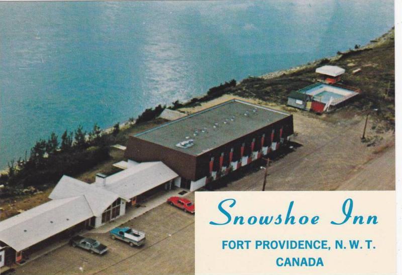Snowshoe Inn, Fort Providence, Northwest Territories, Canada, 50-70s