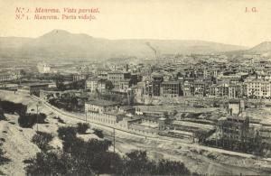 spain, MANRESA, Parta Vidajo (1920s)