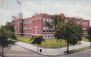 New York Rochester Washington Grammar School
