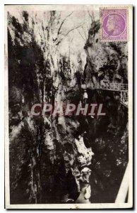 Postcard Old Annecy Gorges du Fier