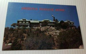 Vintage Postcard Pioneer Home 1985 senior home Arizona