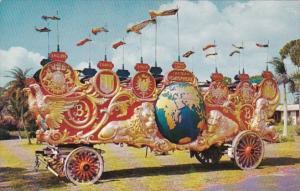 Florida Sarasota Two Hemisphere Band Chariet Circus Hall Of Fame