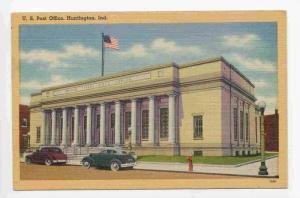 U.S. Post Office, Huntington, Indiana, 30-40s