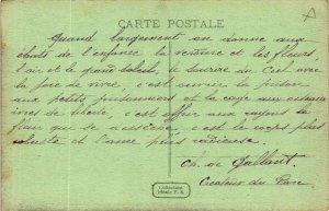 CPA AK Alger Porte d'Entree du Parc de Galland ALGERIE (786481)