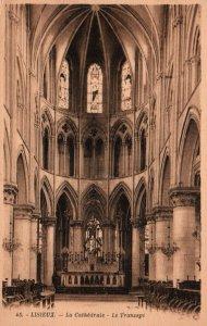 La Cathedrale,Le Transept,Lisieux,France BIN