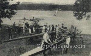 Rowing Team Unused