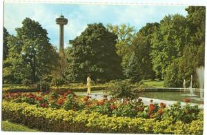 Canada, Niagara Falls, Ontario, Queen Victoria Park, unused Postcard