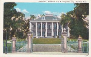 Dunleith, Residence Of J. N. Carpenter, Esq., Natchez, Mississippi 1930-1940s