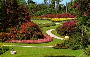 FL - Cypress Gardens. General View