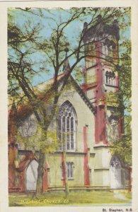 ST. STEPHEN, New Brunswick, Canada, 1900-10s; Baptist Church