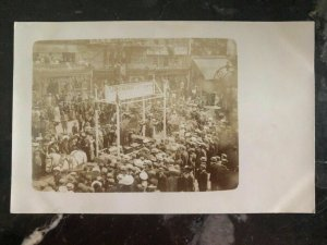 Mint Coventry England Real Picture Postcard Alfred Herbert LTD