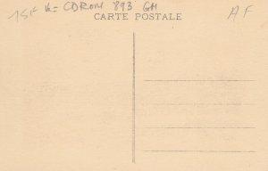 Dahomey , PORTO NOVO , Le Wharf , 1910s