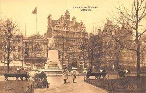 Leicester Square London United Kingdom, Great Britain, England Unused