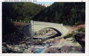 [ Linen ] US Massachusetts Mohawk Trail - Cold River Bridge