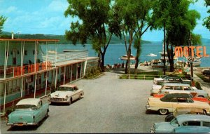 New York Cooperstown Lake Front Motel