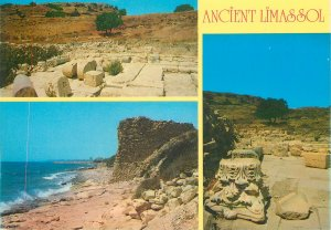 Cyprus Postcard Limassol ancient city different aspects and sights