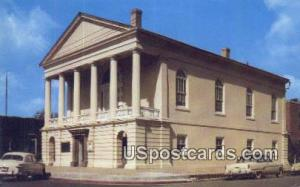 Georgetown County Courthouse -sc_qq_1871