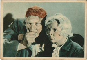 CPA Wallace Berry and Jackie Cooper FILM STAR (1072170)