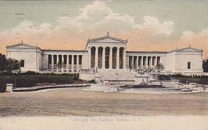 Albright Art Gallery, Buffalo, New York,  PU-1914
